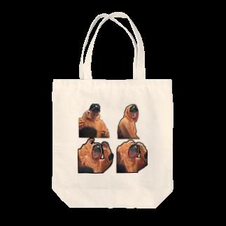 ENJOY_BOBBYのiKON BOBBY バビ Tote bags