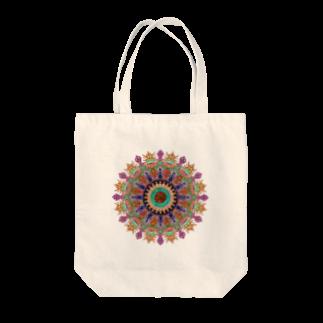 ひとつのアイリス Tote bags