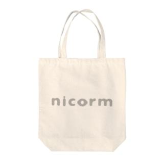 nicorm Tote bags