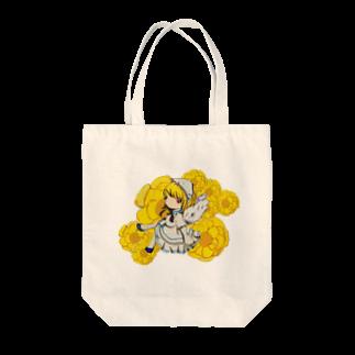 りこる♡の天国からこんにちは Tote bags
