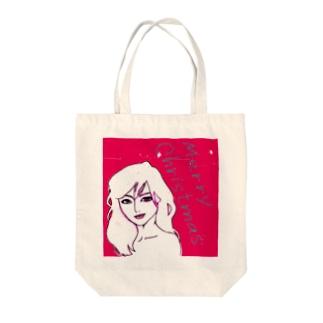 メリクリ Tote bags