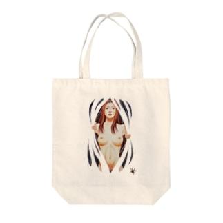 taboo Tote bags