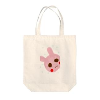 パンダ?うさき? Tote Bag