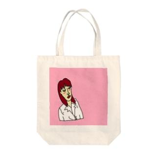 女医 Tote bags