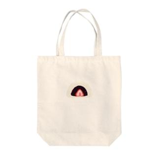 つぶつぶイチゴ大福 Tote bags