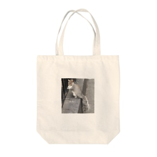 リスさん Tote bags