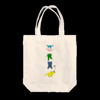RYOYA429の角竜たち Tote bags
