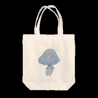miesbyMIESのメルヘンきのこ(後) Tote bags