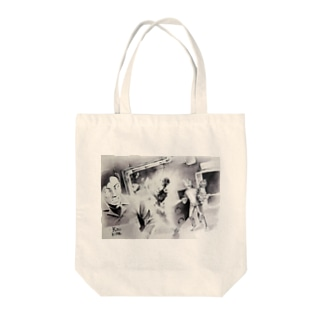 猫缶工場 Tote bags