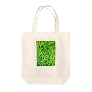 【GREEN×YELLOW】 Tote bags