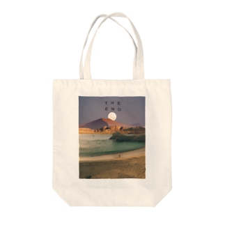 a.kのTheEnd Tote bags