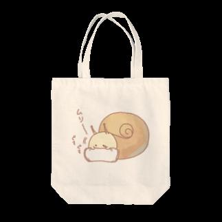 鈴のまくらとむりつむり Tote bags