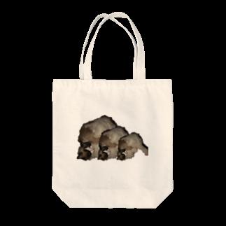 mashico_のしずくちゃん Tote bags