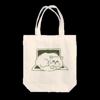 yoonoonのpcねこ Tote bags