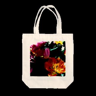 galah_addの官能の授業:チューリップ Tote bags