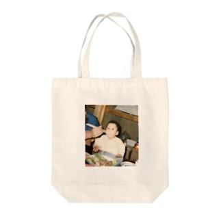 昔懐かしマナティの。 Tote bags