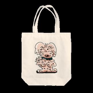 ばんやのワンズ① Tote bags