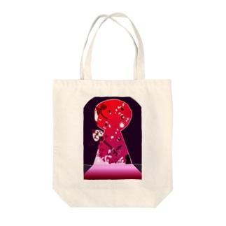 アリス第2章 Tote bags