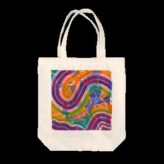 namatosatoのd-fullsize-normal Tote bags