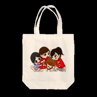 miccolo3のわちゃわちゃ Tote bags
