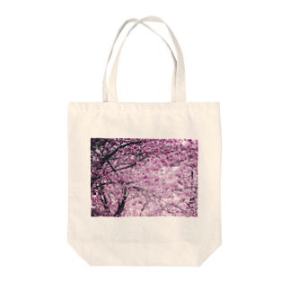 orange_honeyの桜44 Tote bags