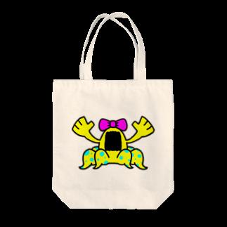NEKOMATAのジョセッキーナ Tote bags