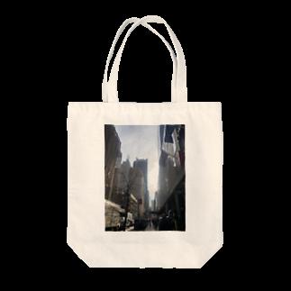 yuki_yuki_yukiのNY Tote bags