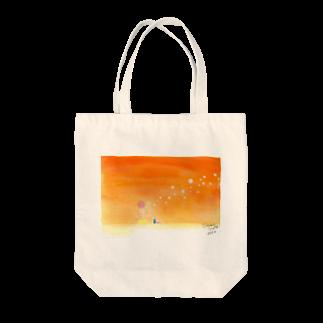 くらたまみのきみと見た空 Tote bags