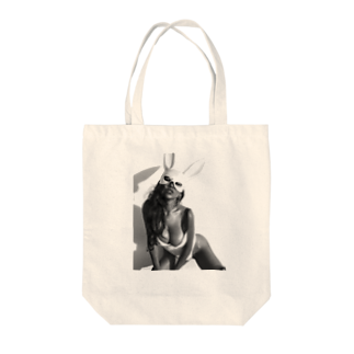 gonzoのセクシーバニー Tote bags