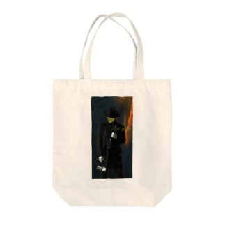 No one Tote bags