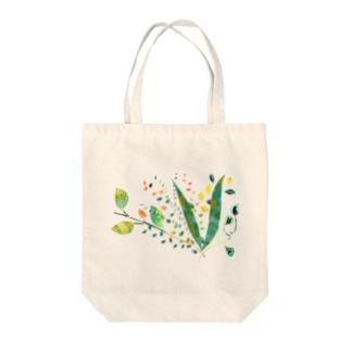 恋する少女 Tote bags