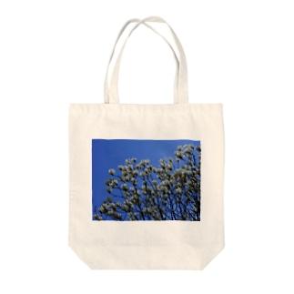 白木蓮 はくもくれん 春 spring DATA_P_103 Tote bags