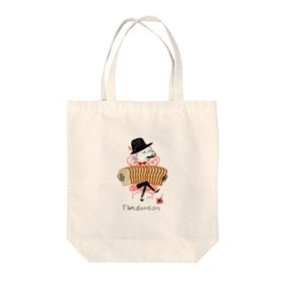 パンドネオンの伯父さん Tote bags