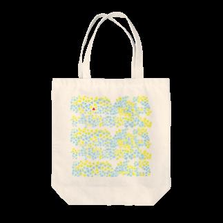 shirokumasaanの目的地 Tote bags