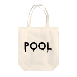 Melty Pool Tote bags