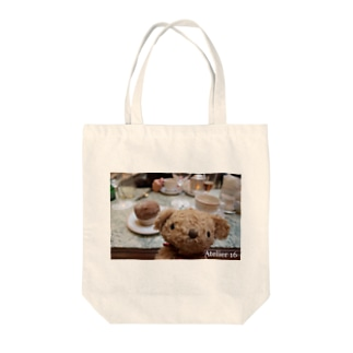 cafe Tote bags