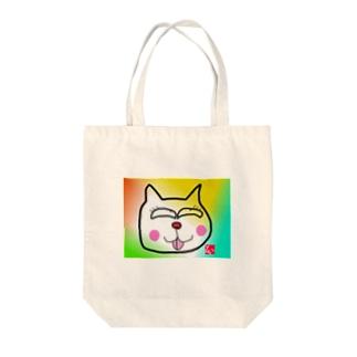 えろねこモン♡ Tote bags