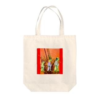 野生の動物の日々のトート Tote bags