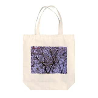 桜 サクラ cherry blossom DATA_P_108 Tote bags