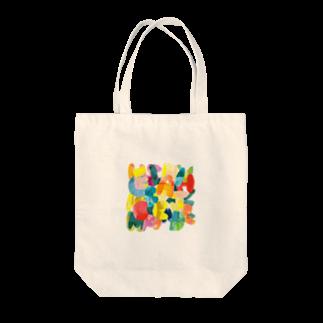 shirokumasaanのabc... Tote bags