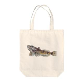 ヤマノカミ Tote bags