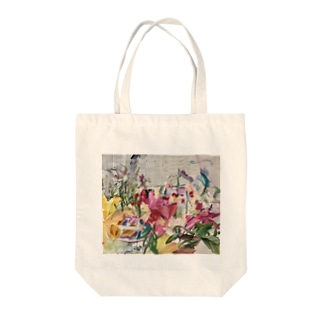 「the hut, autumn garden🍁」Magcup Tote bags