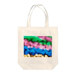 いるみねーしょん Tote bags