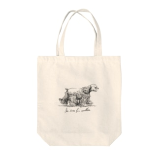 It's time for walkies! Tote bags