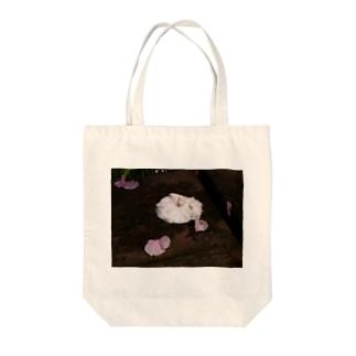 桜 サクラ cherry blossom DATA_P_112 春 spring Tote bags