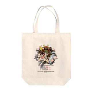 半立体イラスト『文化文政~BUNKA-BUNSEI~』 Tote bags