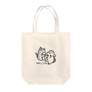 pokky and yuzu Tote Bag