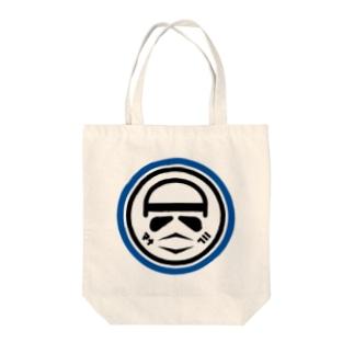 パ紋No.2442 マナブ Tote bags