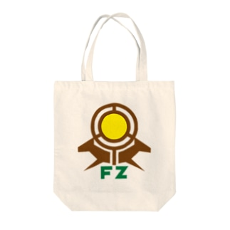 パ紋No.2444 FZ Tote bags