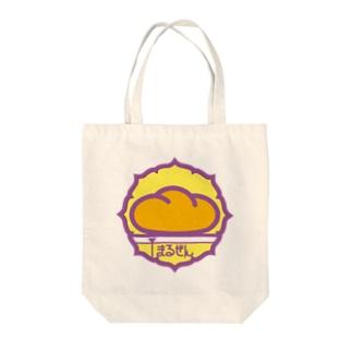 パ紋No.2445 まるぜん Tote bags
